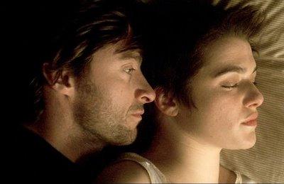 Hugh Jackman y Rachel Weisz