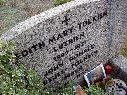 Beren y Luthien Tolkien y Edith