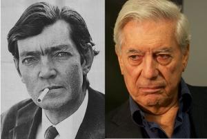 """alt=""""Cortázar y Vargas Llosa, javierpellicerescritor.com"""""""
