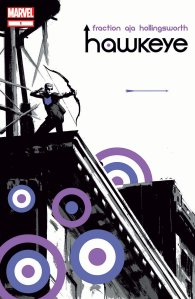 "alt=""Ojo de Halcón, Matt Fraction, David Aja, javierpellicerescritor.com"""