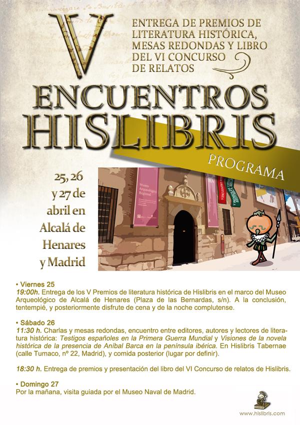 "alt=""V Encuentros Hislibris, javierpellicerescritor.com"""