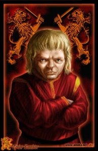 "alt=""Tyrion Lannister by Amoka"""