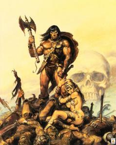"""alt=""""Conan el bárbaro, javierpellicerescritor.com"""""""