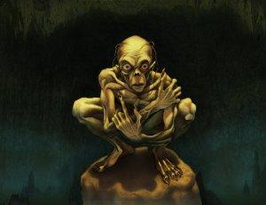 """alt=""""Gollum, javierpellicerescritor.com"""""""