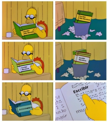 "Alt=""Homer, estilo literario, javierpellicerescritor.com"""