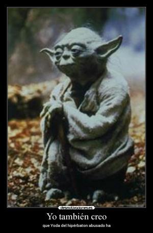 "Alt=""Yoda, hiperbaton, javierpellicerescritor.com"""