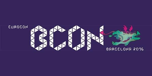 """alt=""""Eurocon 2016 Barcelona, Bcon 2016, javierpellicerescritor.com"""""""