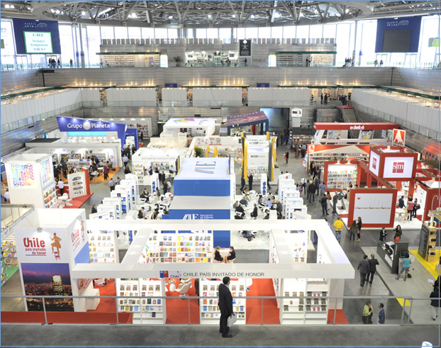 "alt=""Feria Internacional del libro, Liber, 2014, javierpellicerescritor.com"""
