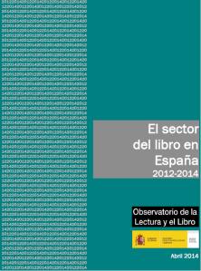 """alt=""""El sector del libro en España, informe, javierpellicerescritor.com"""""""