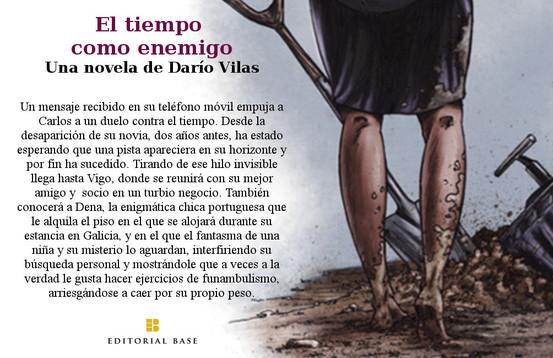 """alt=""""El tiempo como enemigo, Darío Vilas, javierpellicerescritor.com"""""""