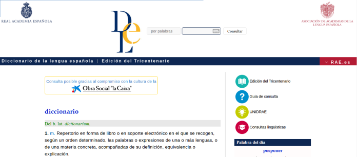 """alt=""""Diccionario de la RAE, escritor, javierpellicerescritor.com"""""""