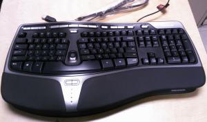"""alt=""""teclado ergonómico, útiles escritor, javierpellicerescritor.com"""""""